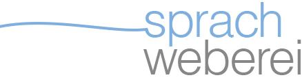 SprachWeberei AG Logo
